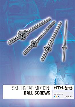 Шариковые линейные направляющие SNR-NTN