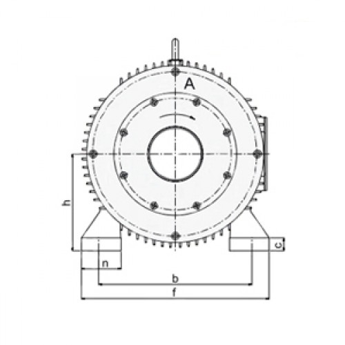 Обгонная муфта AL 150-G5 Stieber