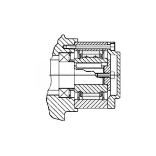 Обгонная муфта AA 80 Stieber