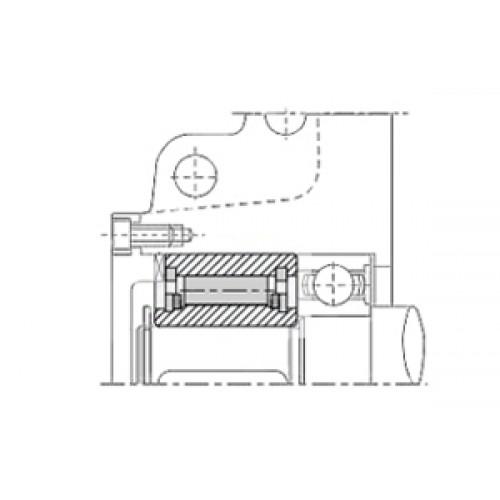 Обгонная муфта AE 55 Stieber