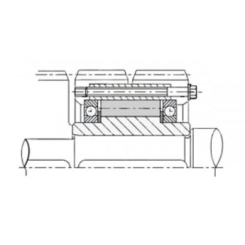 Обгонная муфта AL 150 Stieber