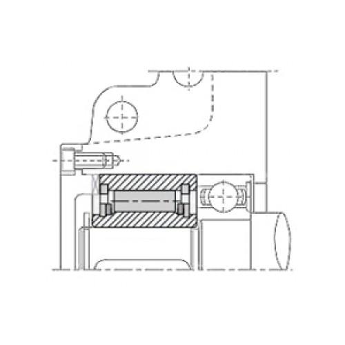 Обгонная муфта ASNU 120 Stieber