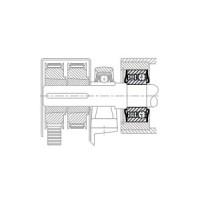 Обгонная муфта CSK 15-2RS Stieber