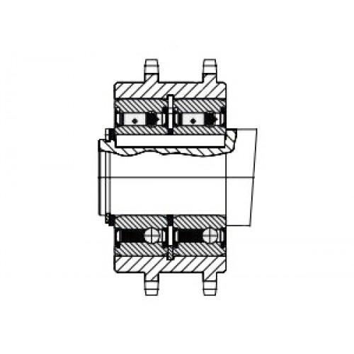 Обгонная муфта CSK 12-P Stieber