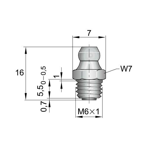 Линейная роликовая каретка <span> RUE25-E </span> INA