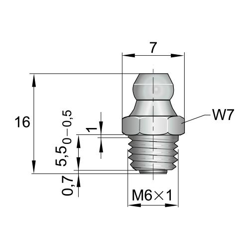 Линейная роликовая каретка <span> RUE25-E-H </span> INA