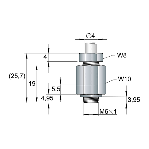 Линейная роликовая каретка <span> RUE35-E-H </span> INA