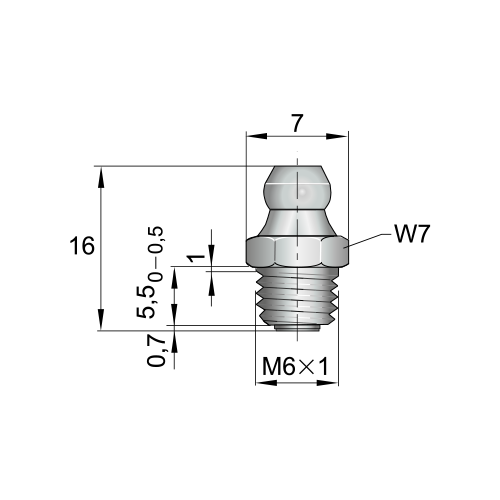 Линейная роликовая каретка <span> RUE55-E-H </span> INA
