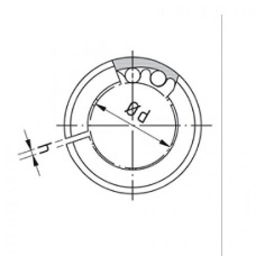 Линейный подшипник BBE12A-AJ SNR-NTN