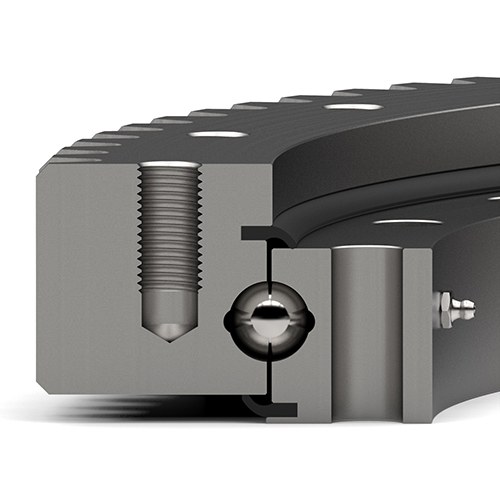 Опорно-поворотное устройство VSA251055-N INA