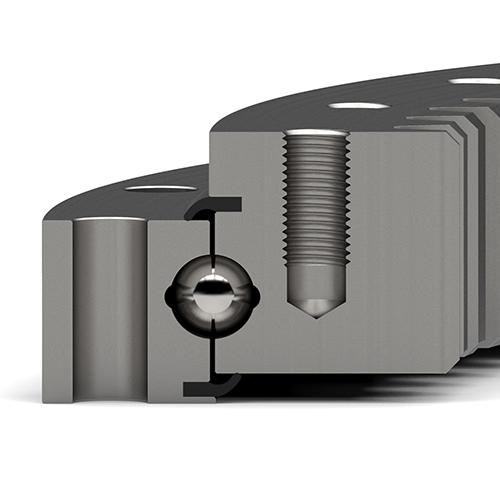 Опорно-поворотное устройство VSI250855-N INA