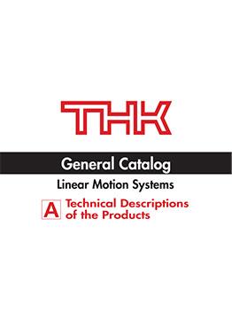 Системы линейного перемещения THK